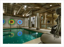 Courchevel 1850 - Swimming Pool