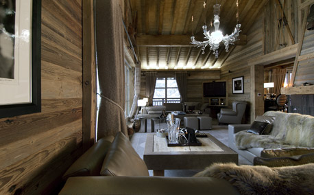 Grand Roche Reception - Courchevel 1850