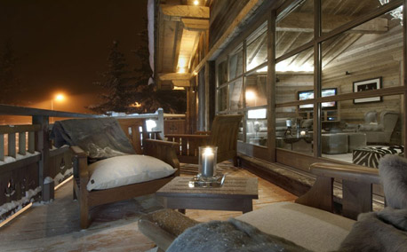 Grand Roche Balcony - Courchevel 1850