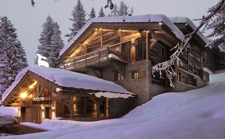 Grand Roche Chalet - Courchevel 1850