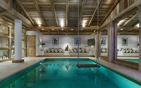 Grand Roche Swimming Pool - Courchevel 1850